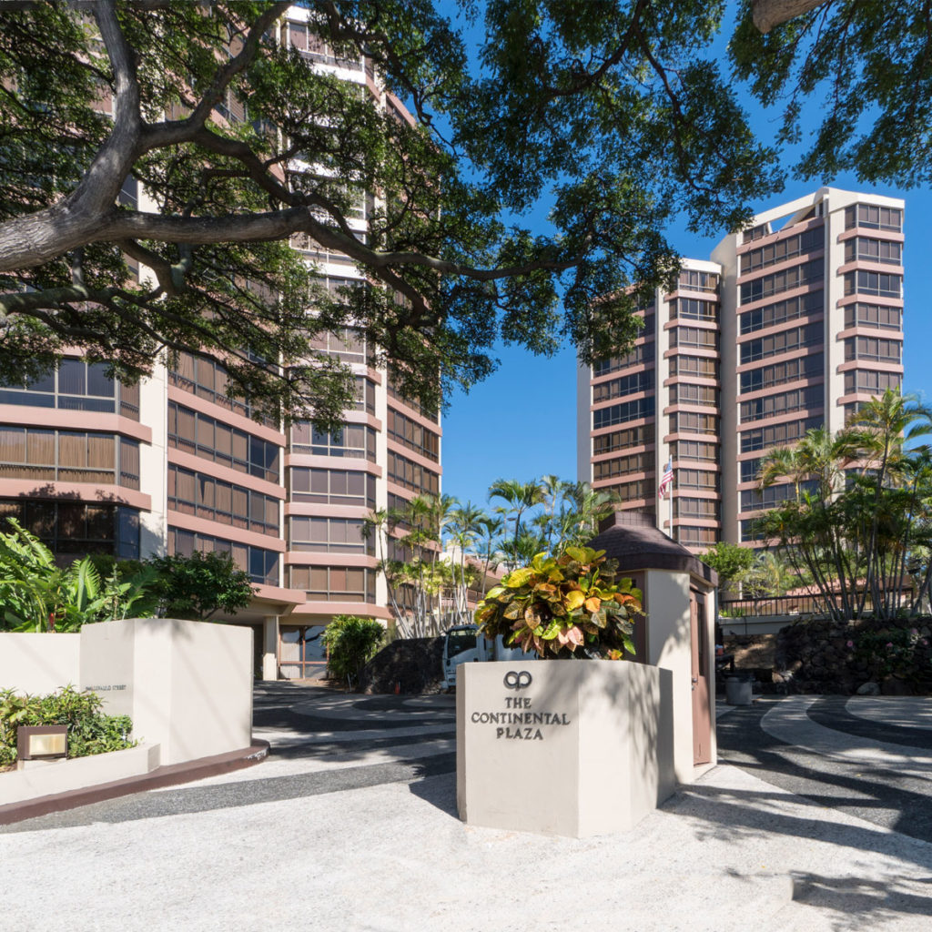 Punahou Tower