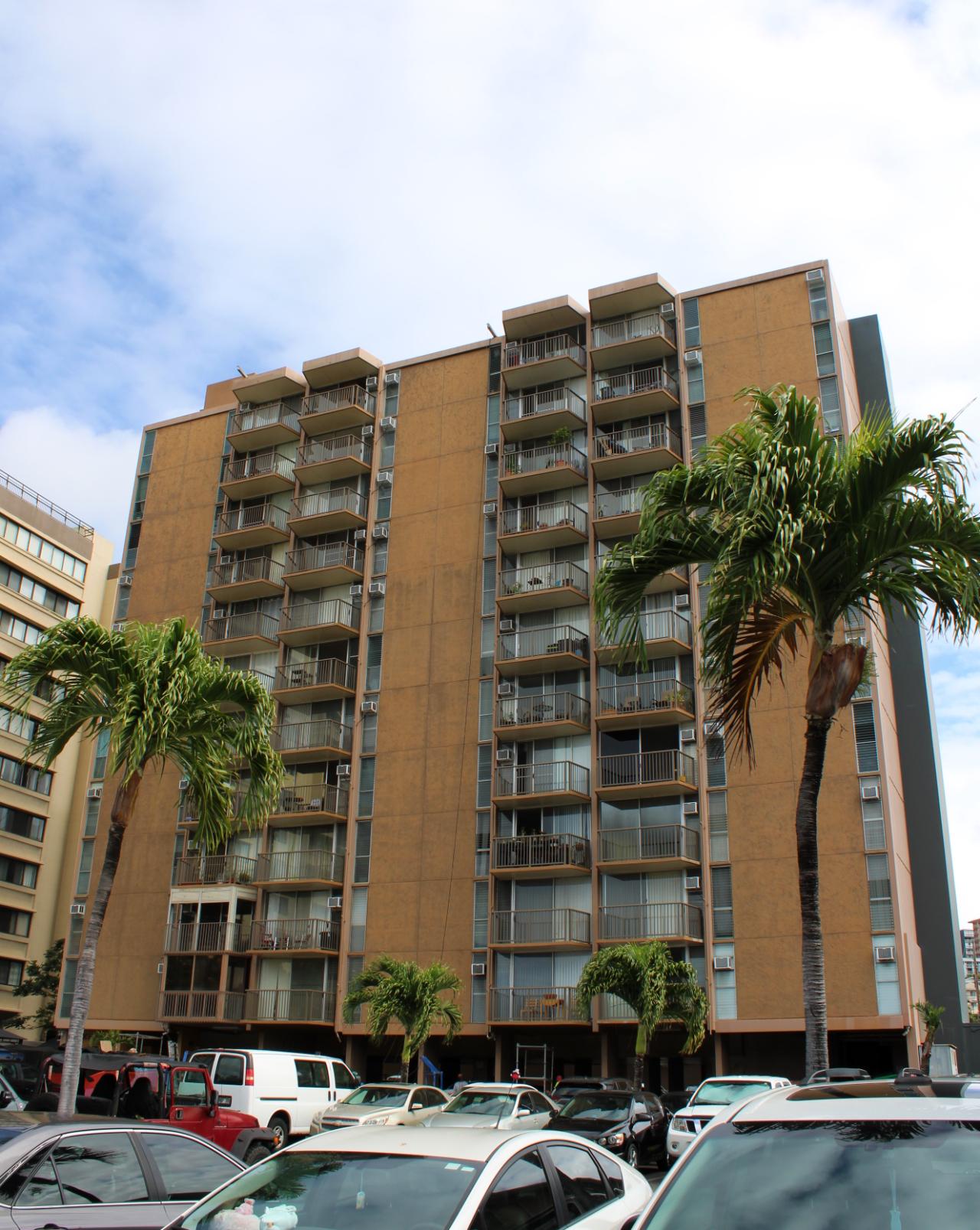 Kapiolani Terrace